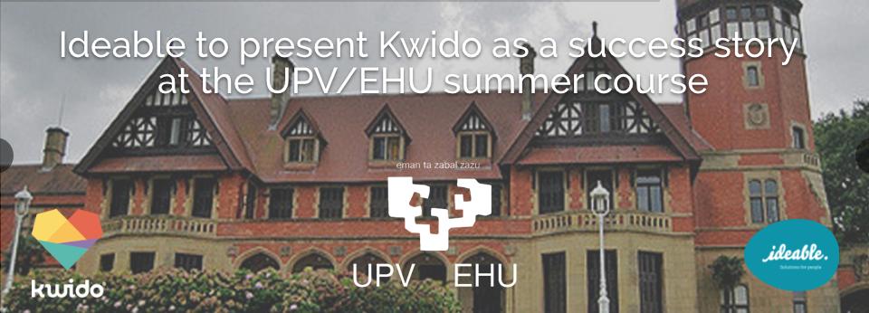 UPV Kwido Cursos Verano EN