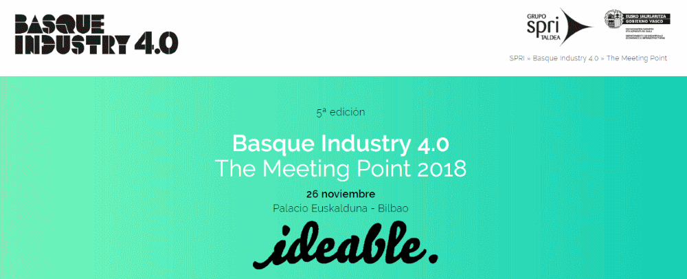 Basque industry Ideable