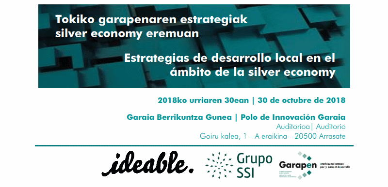 desarrollo local silver economy Ideable