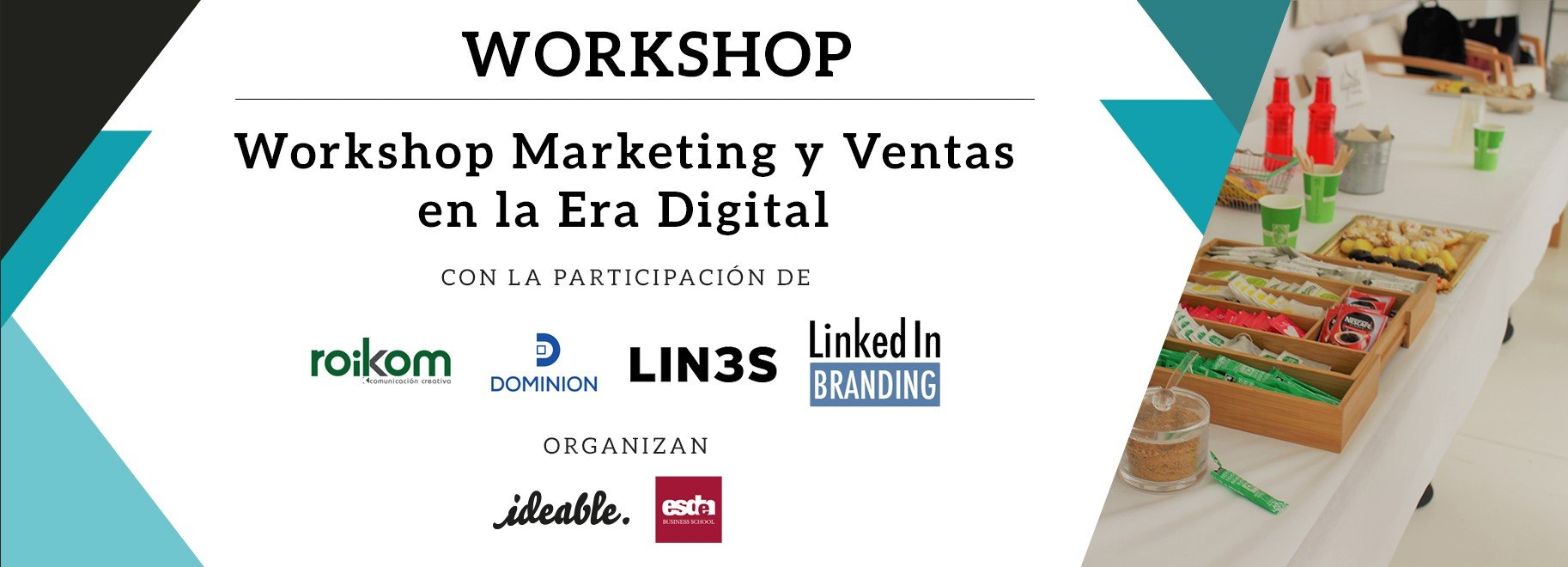 workshop marketing y ventas