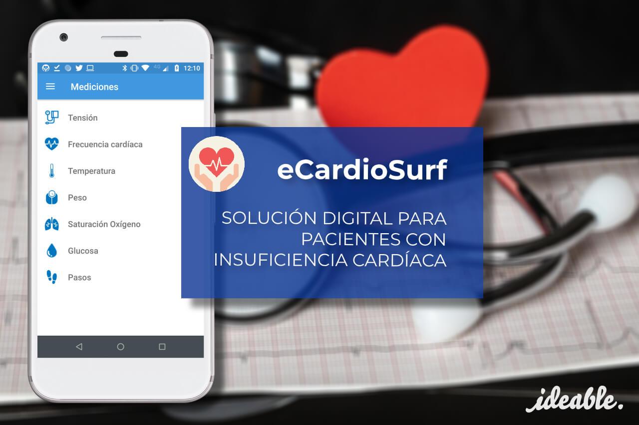 ecardiosurf app de salud